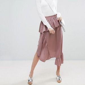 Asymmetrical ASOS Skirt